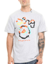 LRG - STREAKS OF COLOR TEE