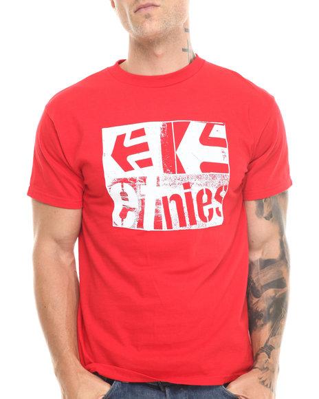Etnies Red Quota Tee
