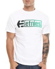 Shirts - Stencil Box Tee