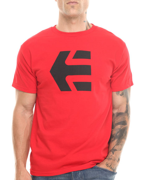 Etnies Red Icon 13 Tee