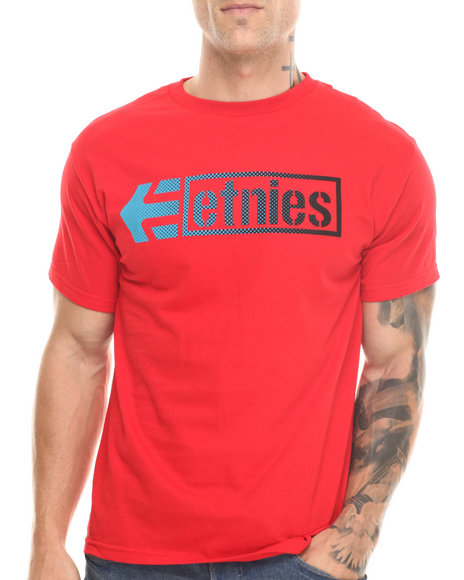 Etnies Red T-Shirts
