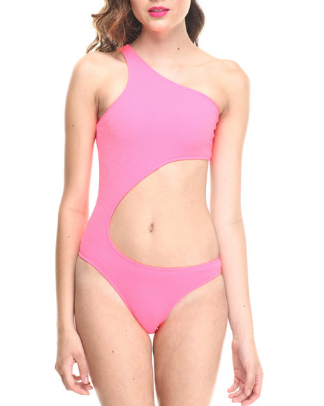 Motel Pink Thethys Swimsuit