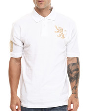 Buyers Picks - Lion Crest S/S Polo