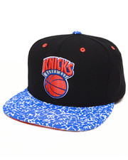Mitchell & Ness - New York Knicks Speckled Snapback hat