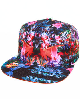 Waimea - Exotic Floral 5 - Panel Hat