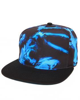 Waimea - Camo Swirl 5 - Panel Hat