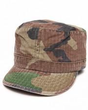 DRJ Army/Navy Shop - Vintage Camo Cap