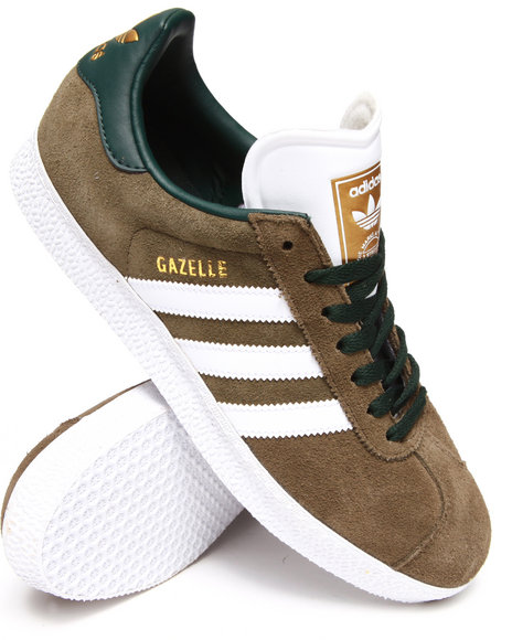 Adidas Green Gazelle Ii Sneakers