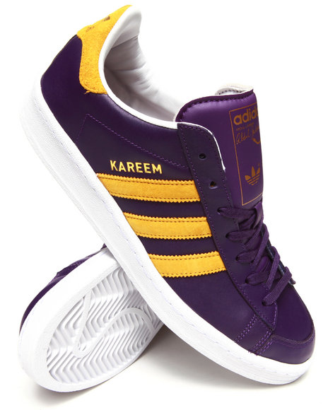 Adidas - Men Purple Jabbar Lo Sneakers - $65.99