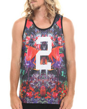 Tanks - Exotic Floral Tank
