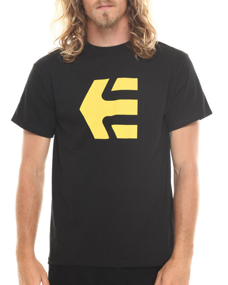Etnies - Men Black Icon 13 Tee - $15.99