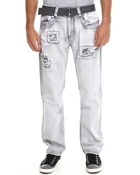Basic Essentials - Camo Touch Denim jeans