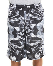 Waimea - Diamond Mesh Shorts