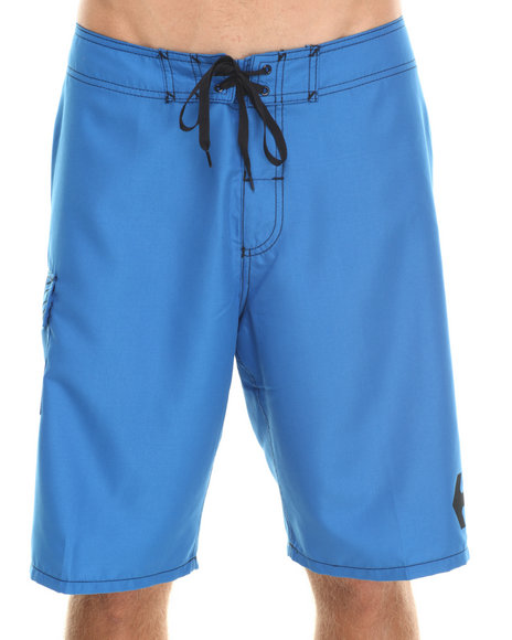 Etnies - Men Blue Board Shorts