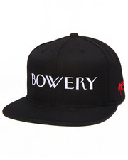 Men - Bowery Snapback Cap