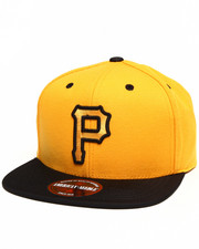 Men - Pittsburgh Pirates Three Timer Ballistic Strapback Hat