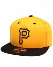 Men - Pittsburgh Pirates Three Timer Ballistic Strapback Hat