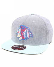 Men - Blackhawks South Beach Strapback hat