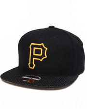 American Needle - Pittsburgh Pirates Hatch Strapback hat