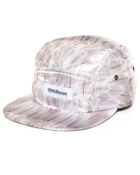 Ur-ID 222898 DNINE Reserve - Men White Gods Gift Camper Hat