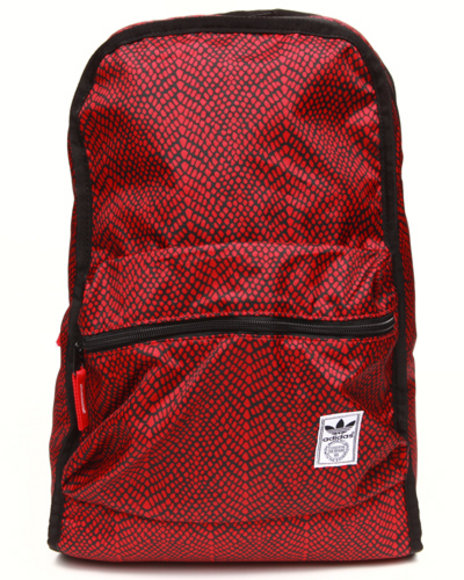 Adidas Adidas Originals Reversible Backpack Animal Print