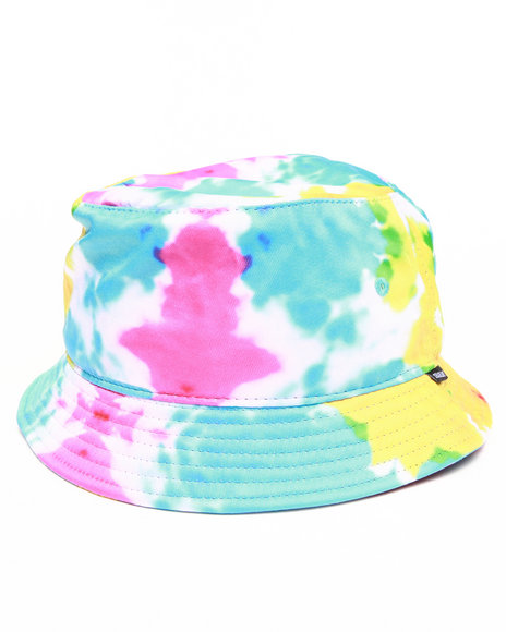 Deadline - Men Multi Tie Dye Bucket Hat