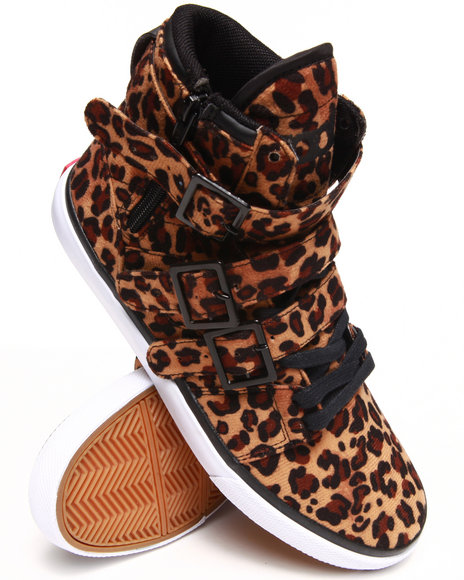 Radii Footwear - Men Animal Print Straight Jacket Vlc Sneakers