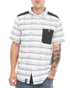 LRG - ERIC ESOTERIC S/S BUTTON-DOWN