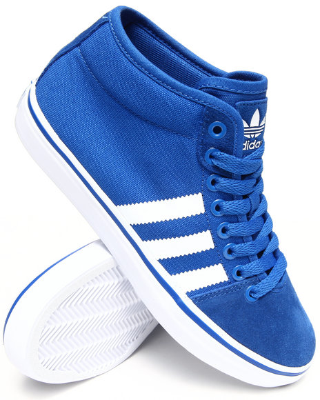 Adidas - Women Blue Adria Mid W Sneakers - $65.00