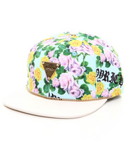 Hats - Memorial Garden Snapback