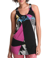Tanks, Tubes & Camis - Lady Baltimore Work Out Razor Back Tank Top