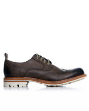 Shoes - J.V. USA Townshend Wingtip Lace up w/ Textured Sole