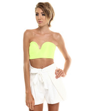 Tops - The Finale Bustier