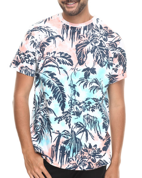 Waimea Blue Lost In Paradise S/S Tee