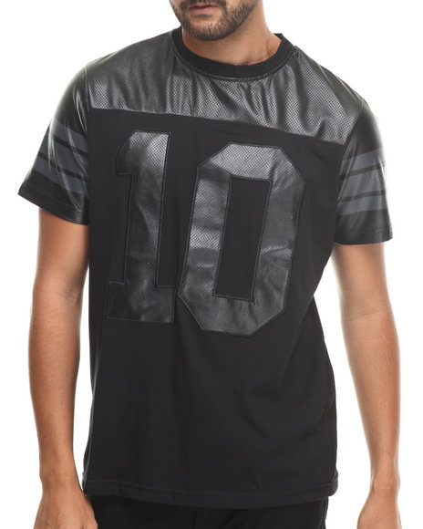 Waimea Black P / U Football Jersey
