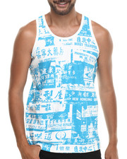 Tanks - Duck Sauce Tank