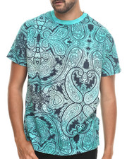 Buyers Picks - Paisley S/S Tee