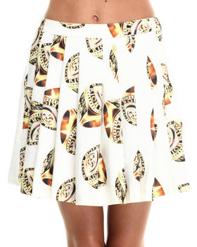 Joyrich - Rich Champion Pleat Skirt