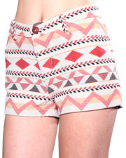 DJP OUTLET - BB Dakota Hayley Anita Jaquard Short