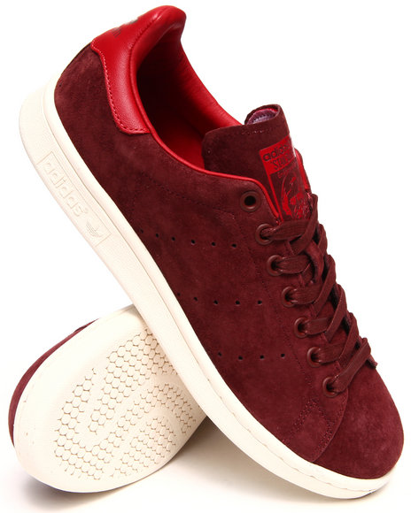 Adidas Brown Stan Smith Suede Sneakers