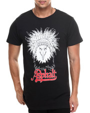 Shirts - Eagle Headdress Solid Tee