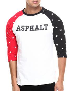 Asphalt Yacht Club - All Stars Trotter Raglan Tee