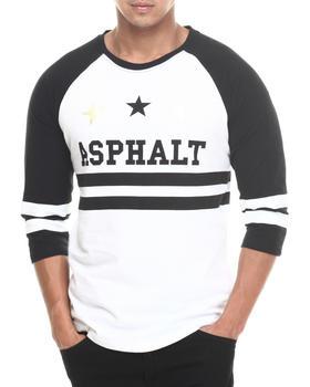 Asphalt Yacht Club - All Stars Breaker Raglan Tee