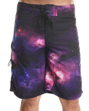 Shorts - Space Boardshorts