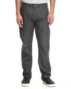 Basic Essentials - Heritage Flap - Pocket Raw Denim Jeans