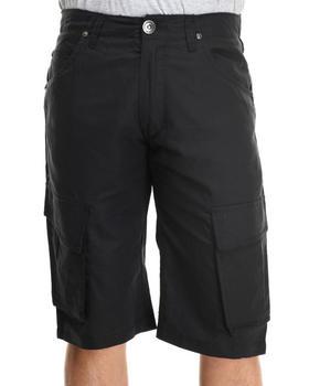 Well Established - Well Established Linen Cargo Shorts