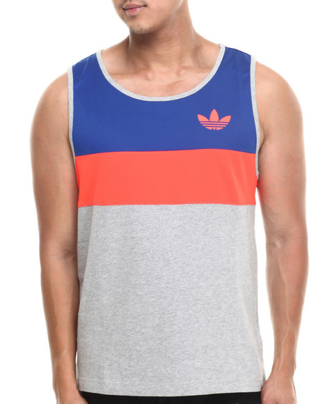 Adidas Grey Ll2 Tank Top