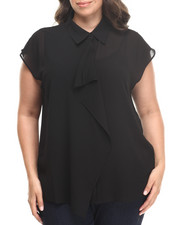Fashion Lab - Maureen Short Sleeve Top (plus)