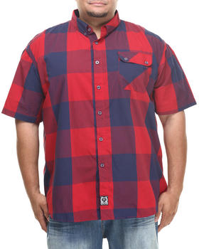 Rocawear - Lumber Jack S/S Button-down (B&T)