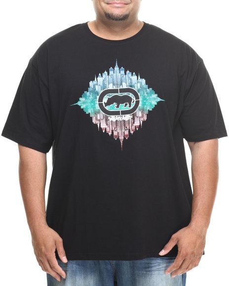 Ecko - Men Black Diamond City T-Shirt (B&T)